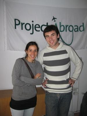 Projects Abroad Argentina staff