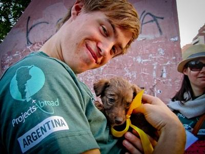 Volunteer in Argentina