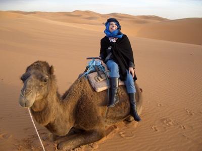 Volunteer in Morocco