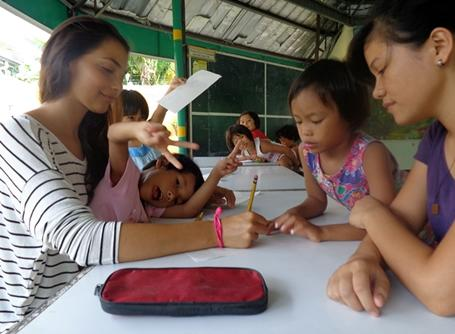 Volunteering in the Philippines
