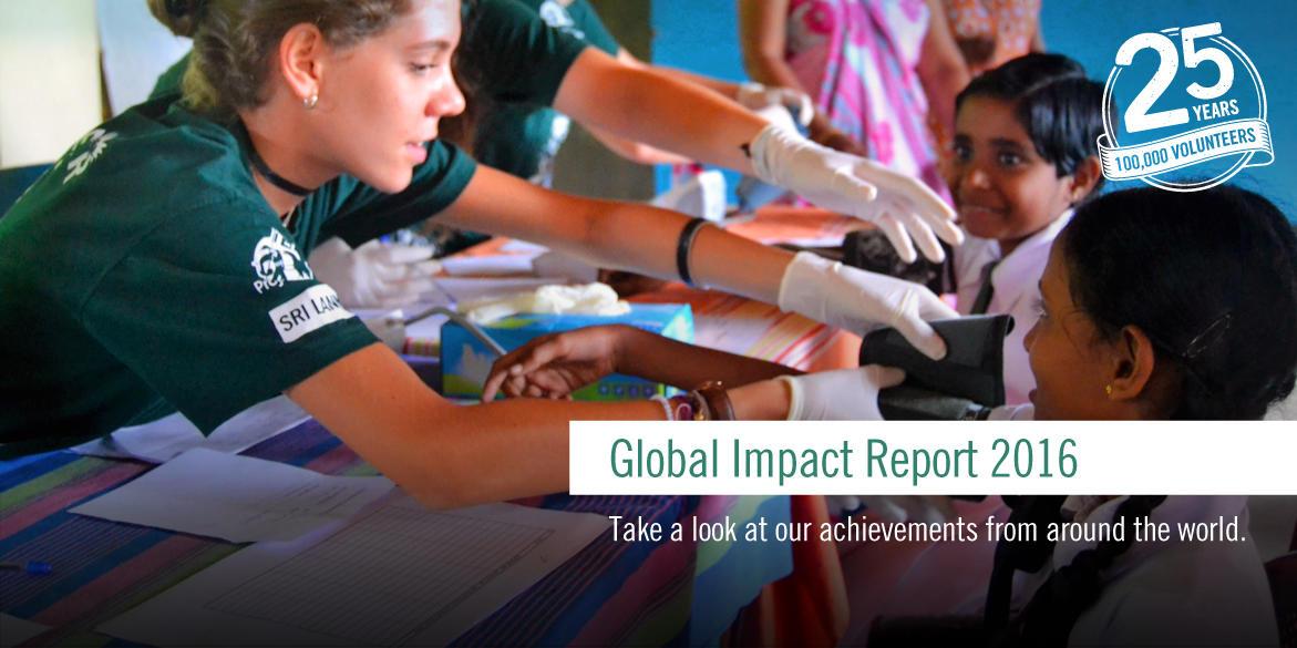 Global Impact Report 2016