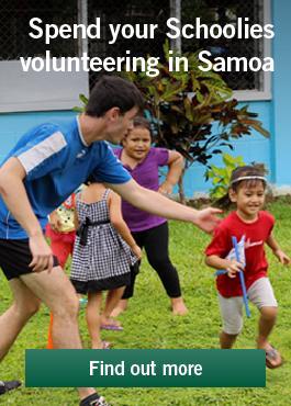 Alternative Schoolies Volunteer Projects Overseas