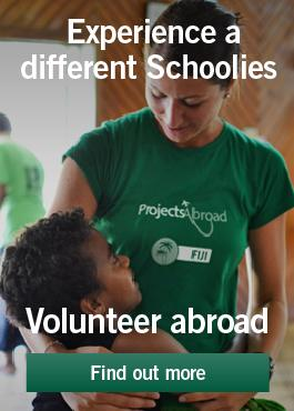 Alternative Schoolies Volunteer Projects Overseas