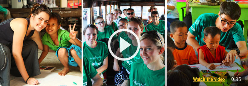 Volunteer on an Alternative Schollies Trip with Projects Abroad