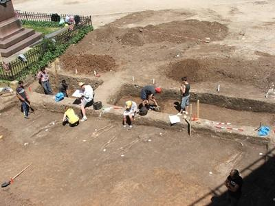 Voluntary Gap Year archaeology projects in Romania