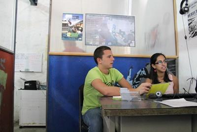 Two Projects Abroad volunteers on a Business internship project in Mexico