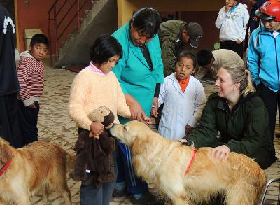 Bolivia Canine Therapy
