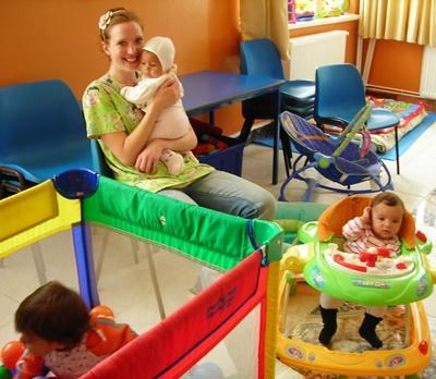 Volunteer Care Work in Romania