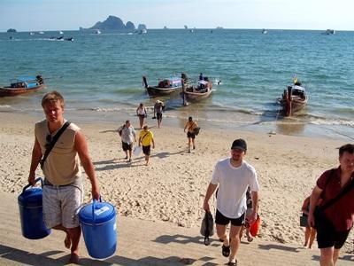 Gap Year Environmental Work in Thailand