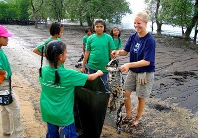 Gap Year Overseas on Marine Conservation in Thailand