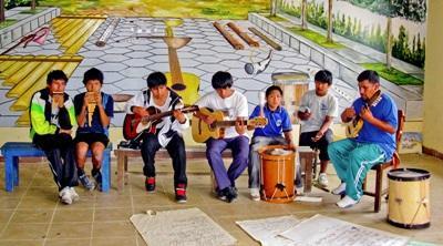 Music in Bolivia