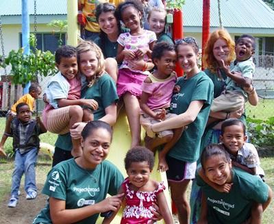 Care & Community Village Project in Fiji