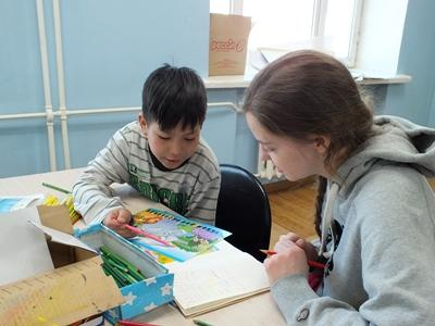 Volunteer on the Mongolia Care & Community Short-term Special project