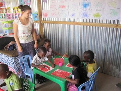 Care & Community in South Africa