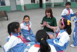 Volunteer in China for High School: Care & Community