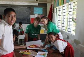 Volunteer in Samoa for High School: Care & Community