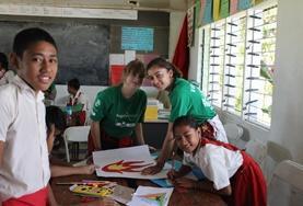 Volunteer in Samoa for High School: Care & Community