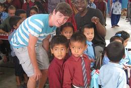 Volunteer in Nepal for High School: Care & Community