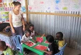 Volunteer in South Africa for High School: Care & Community
