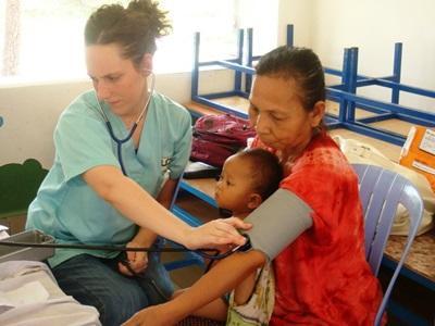 Medicine in Cambodia