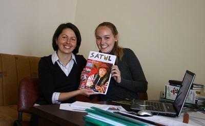 Volunteer Journalism Internships in Romania