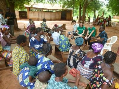 Volunteer Journalism in Togo