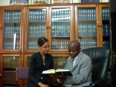 Law in Ghana