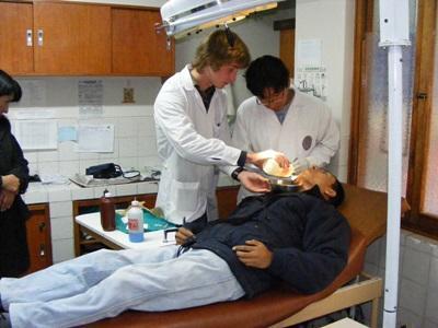 Volunteer Dentistry Projects in Peru