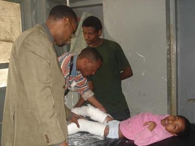Volunteer physiotherapy placements in Ethiopia