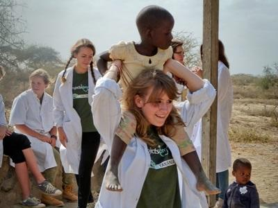 Gap Year volunteer Medical projects in Tanzania