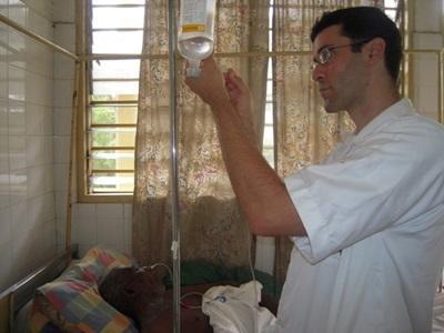 Volunteer Nursing Projects in Togo