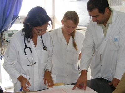 Volunteer Physiotherapy Projects in Morocco
