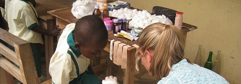 Volunteer Public Health projects abroad