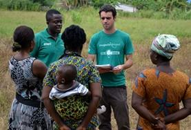 A Micro-finance intern volunteering in Ghana discusses how small businesses can make the most of a business loan.
